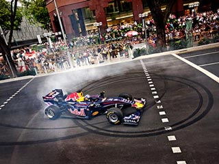 Red Bull Speed Street